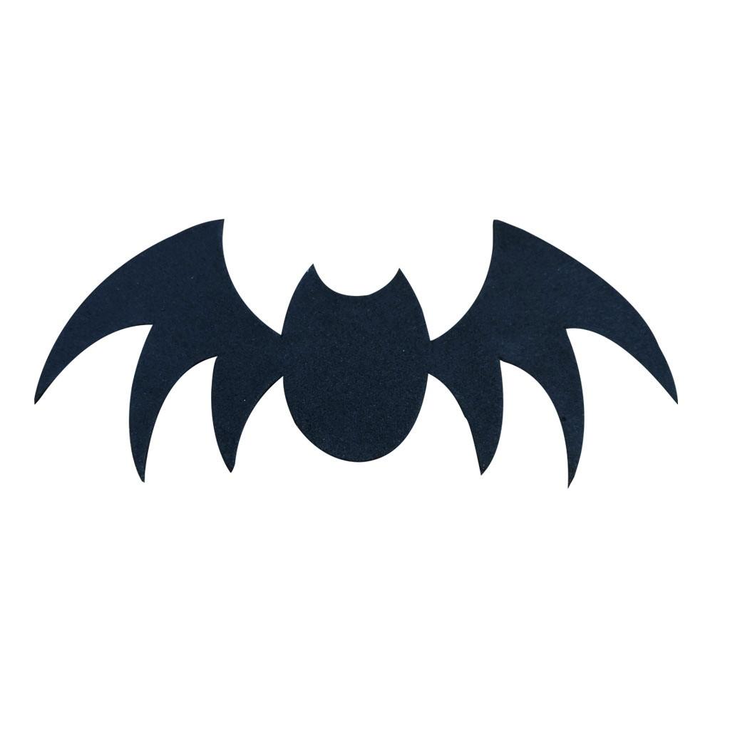 Aplique Morcego Em Eva Liso Halloween Festas 100 Unidades No Elo7