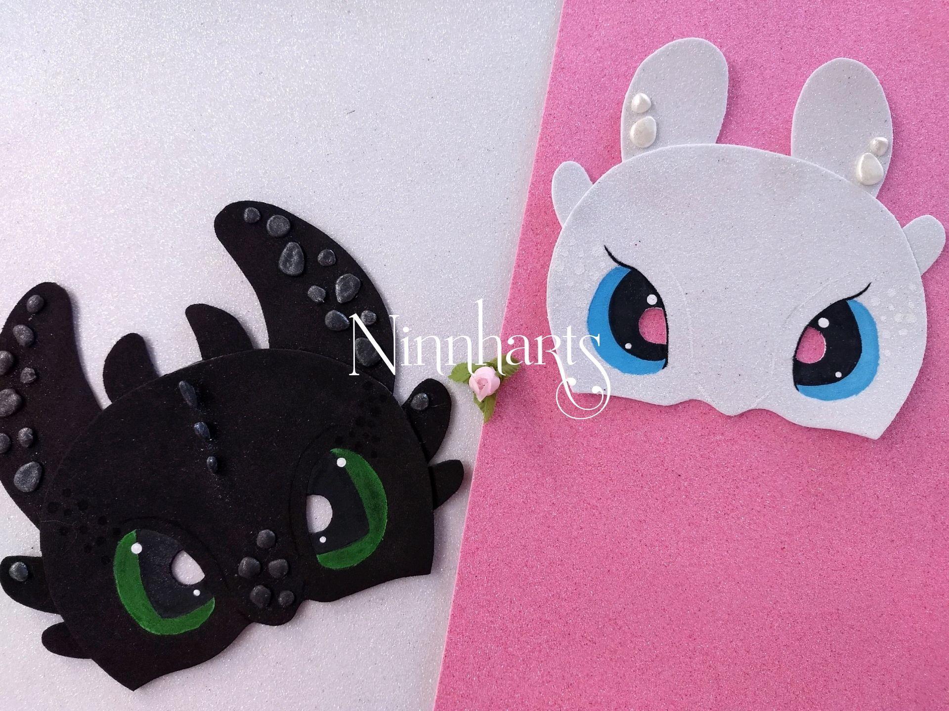 Mascaras Banguela E Furia Da Luz No Elo7 Ninnharts 10643df