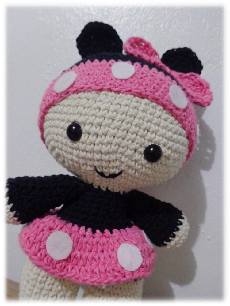 Receita Boneca Bebe Yoyo amigurumi   Boneca bebe, Bonecas, Bonecas ...   1000x750