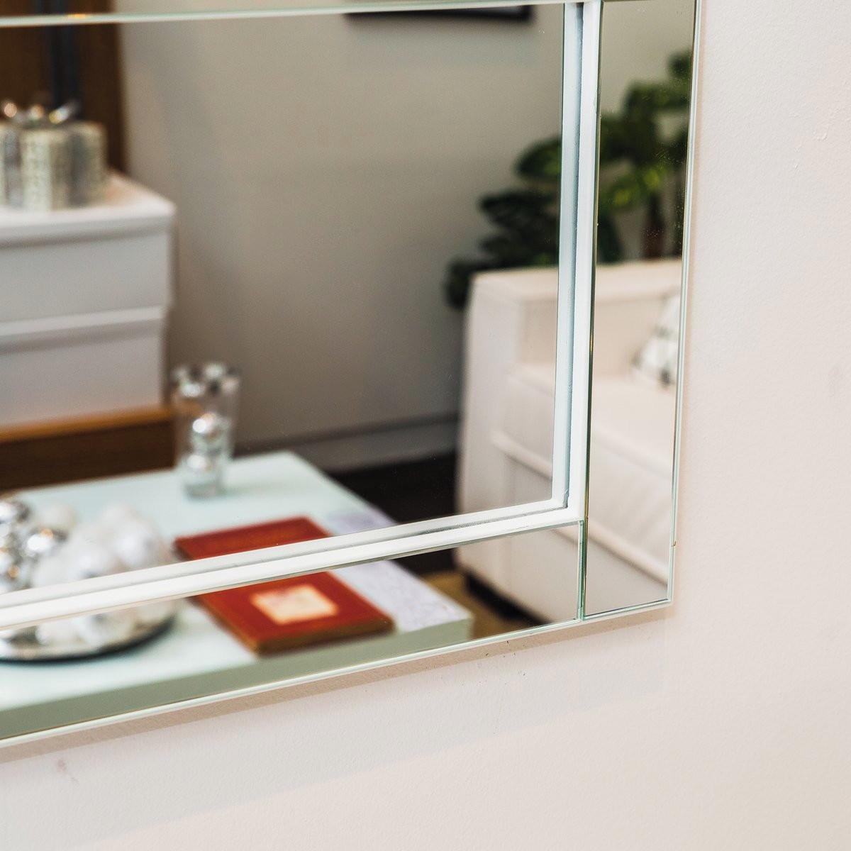 Espelho Modelo Etna Davinci Reflexa 80x180 Cm No Elo7 Daniel Florentino Leite 10d50cd