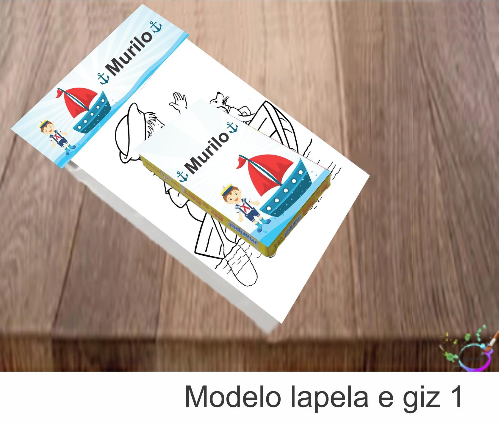 Desenhos De Colorir Caixa Com Giz De Cera Marinheiro No Elo7