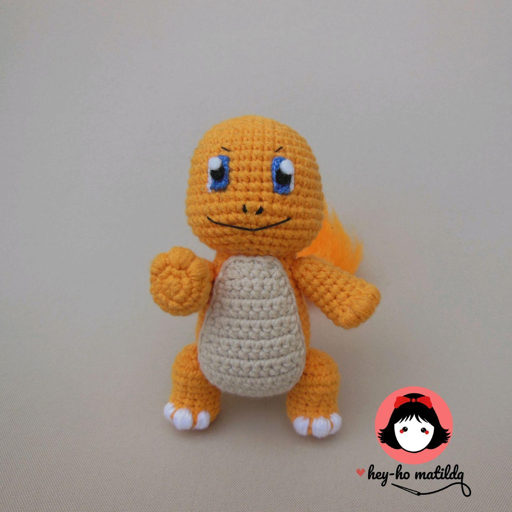Amigurumi Pokemon Charmander   amigurumis   1728x1728