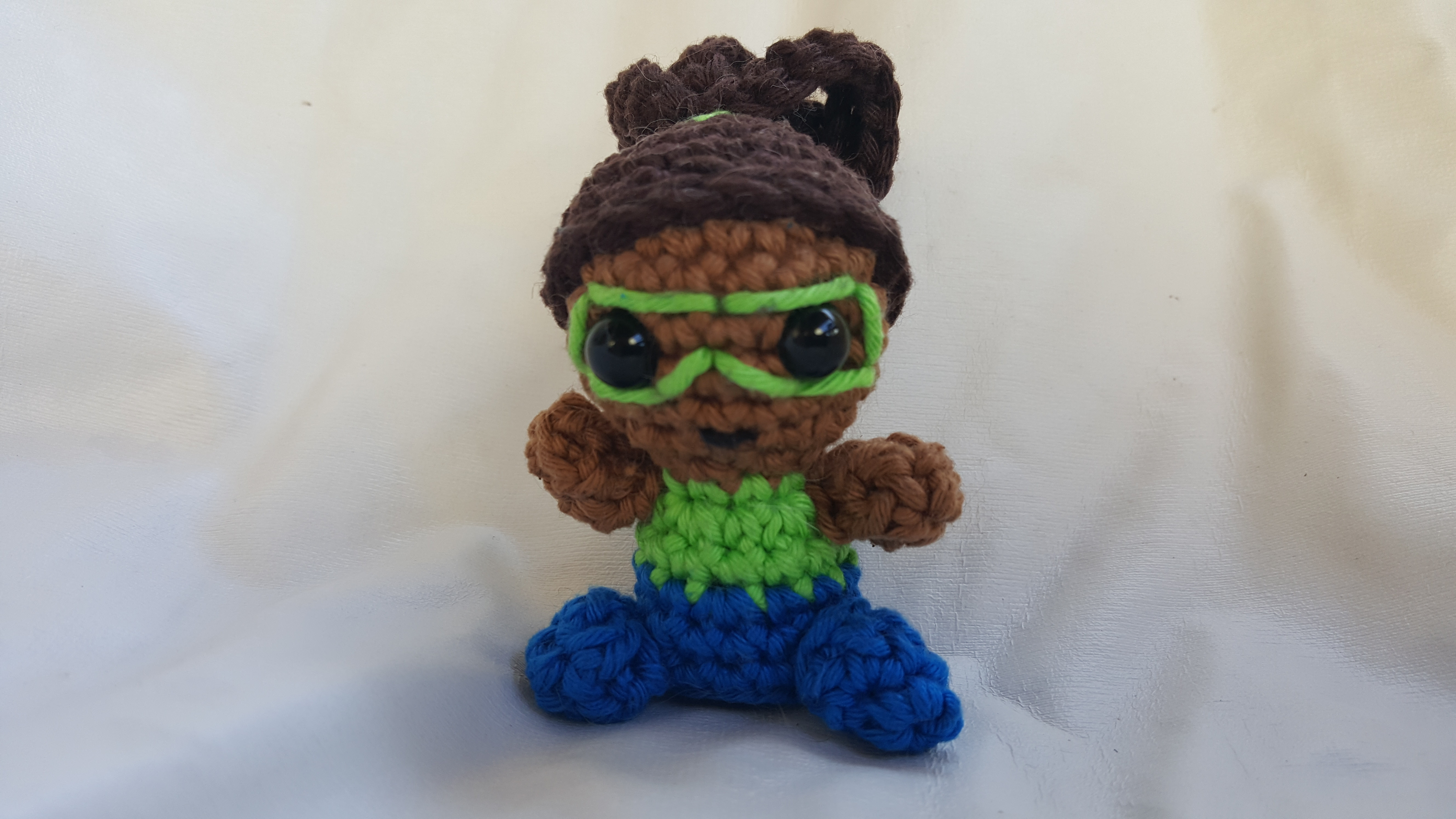 my amigurumi version of Mei from Overwatch | Crochet projects ... | 2988x5312