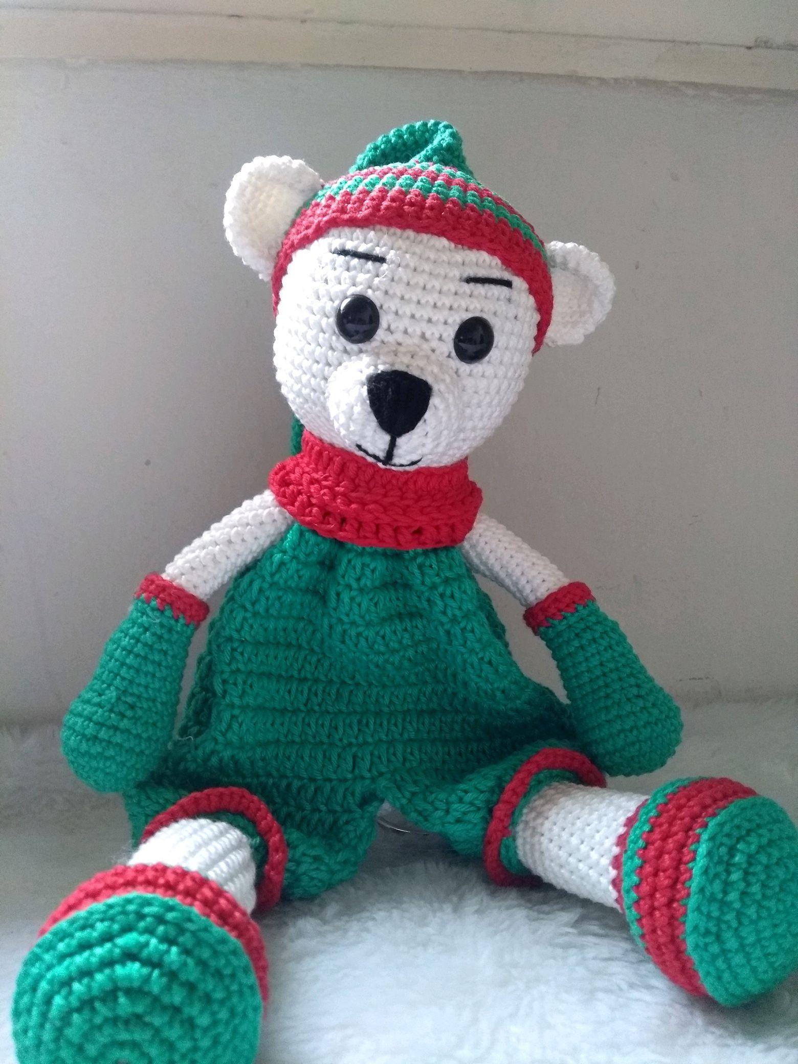 Urso – Bichinhos e Naninhas – LovelyCraft | 2080x1560