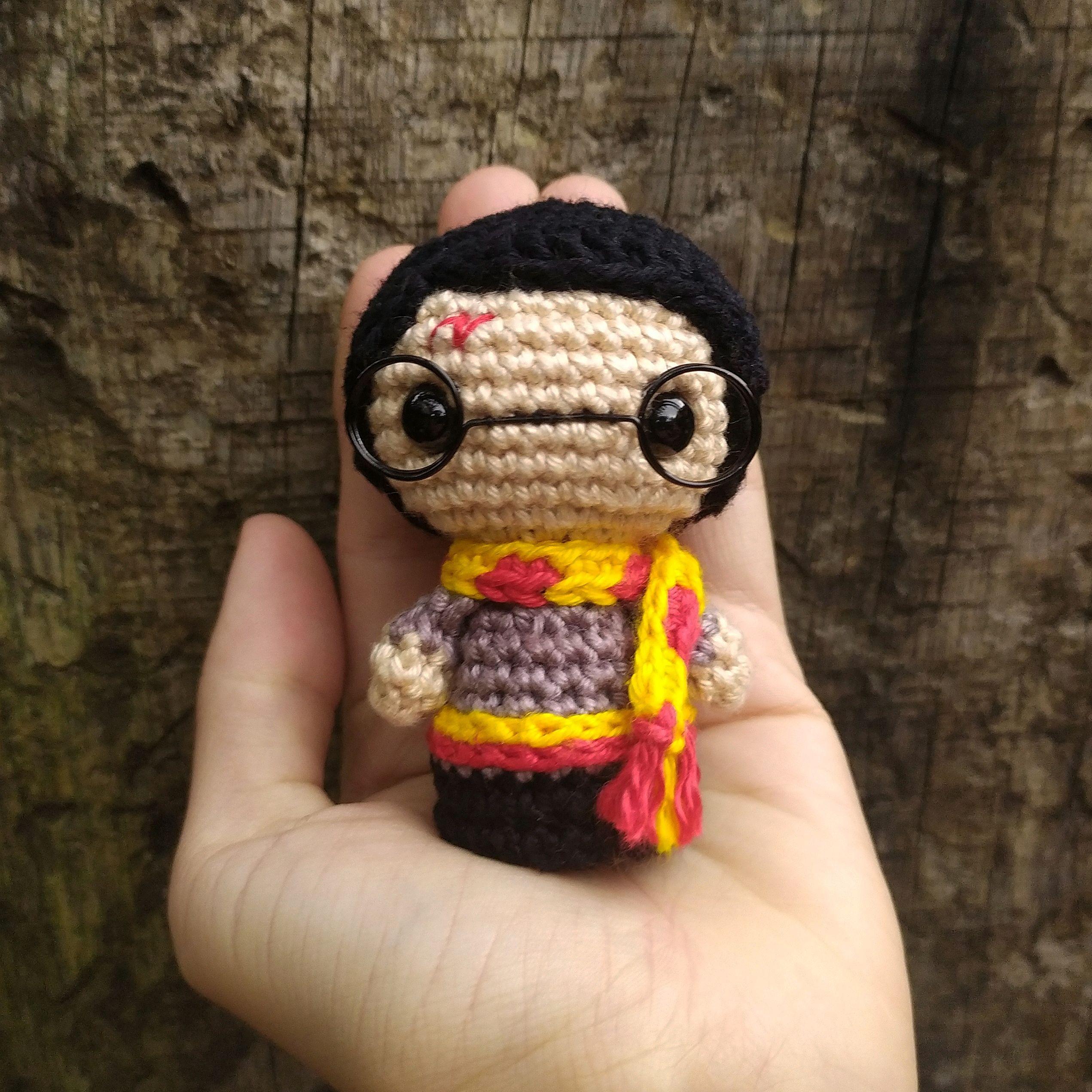 Free Harry Potter Amigurumi Pattern (Crochet) - Daisy and Storm | 2542x2542