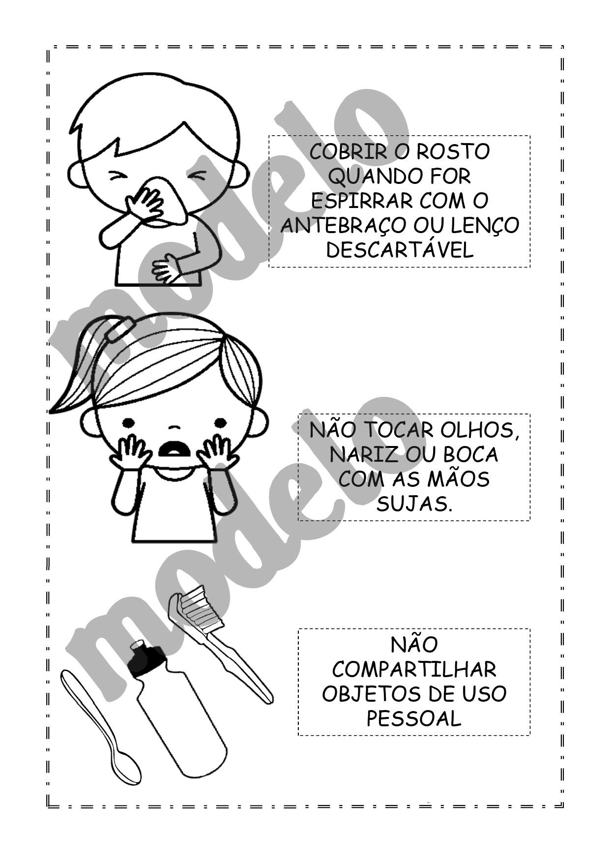 Arquivo Digital Livro Colorir Corona Virus No Elo7 Arte Brasil Digital 11f6c1b