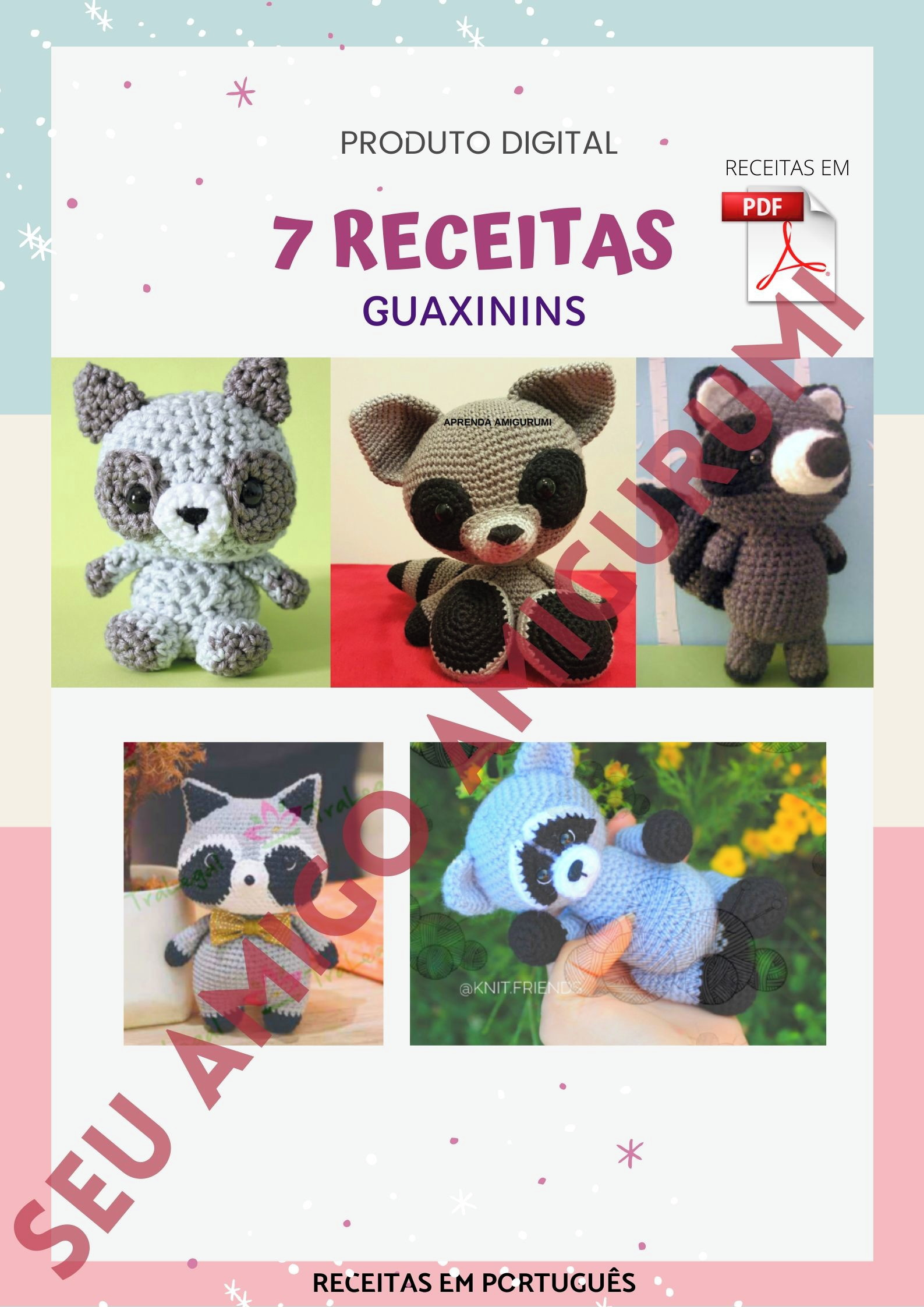 Amigurumi Crochet How to Make Amigurumi Doll – Amigurumi Recipes ...   2245x1587