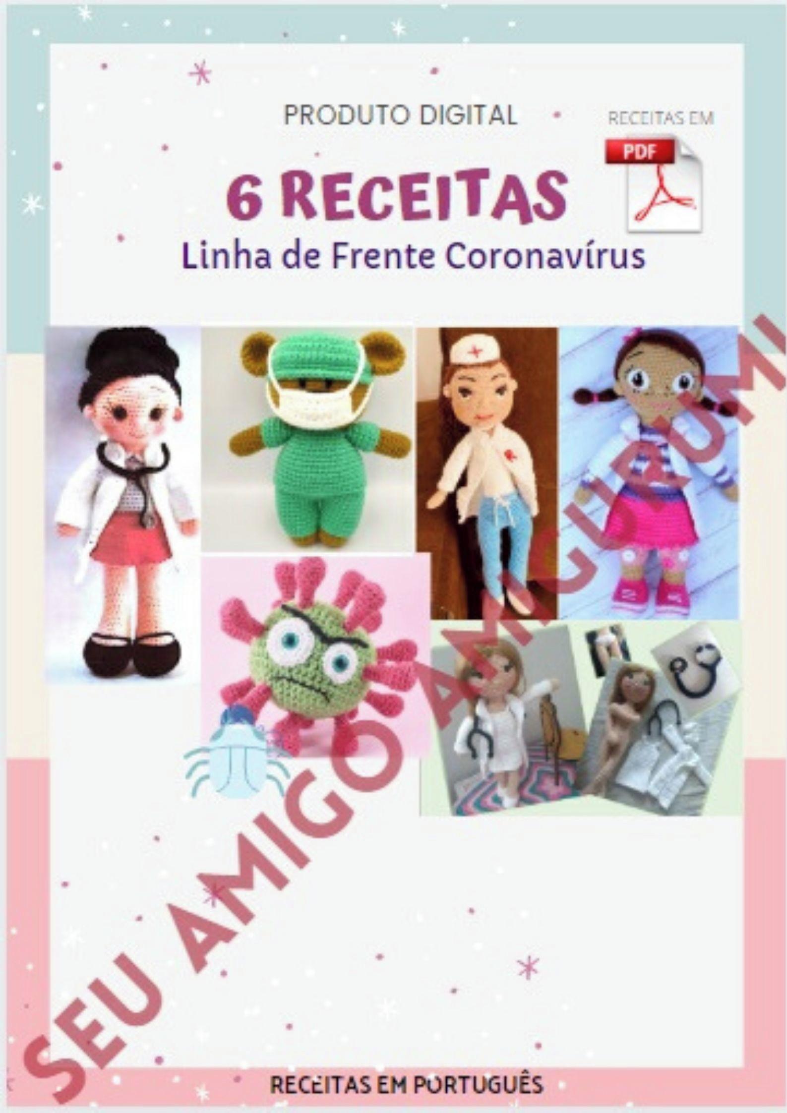 Receitas Amigurumi - Photos   Facebook   2245x1587