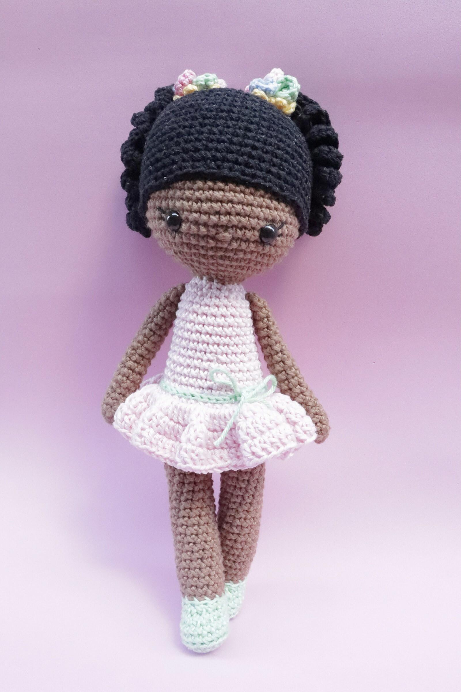 Chloe amigurumi - Muñeca crochet - Amigurumi - Doll | Bonecas de ... | 2400x1600