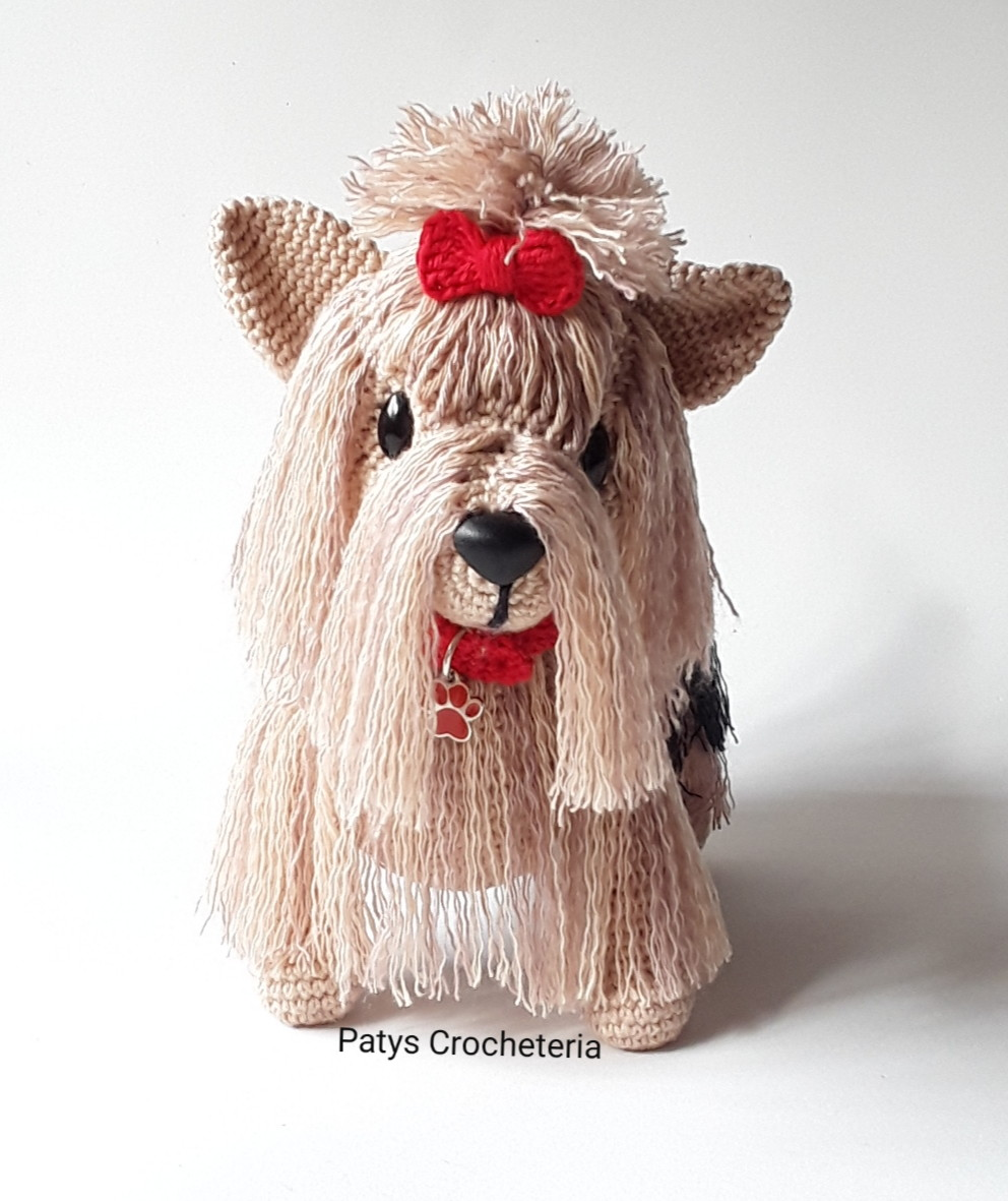 Yorkshire Terrier – Oomaloo Handmade Dog Toys | 1181x992
