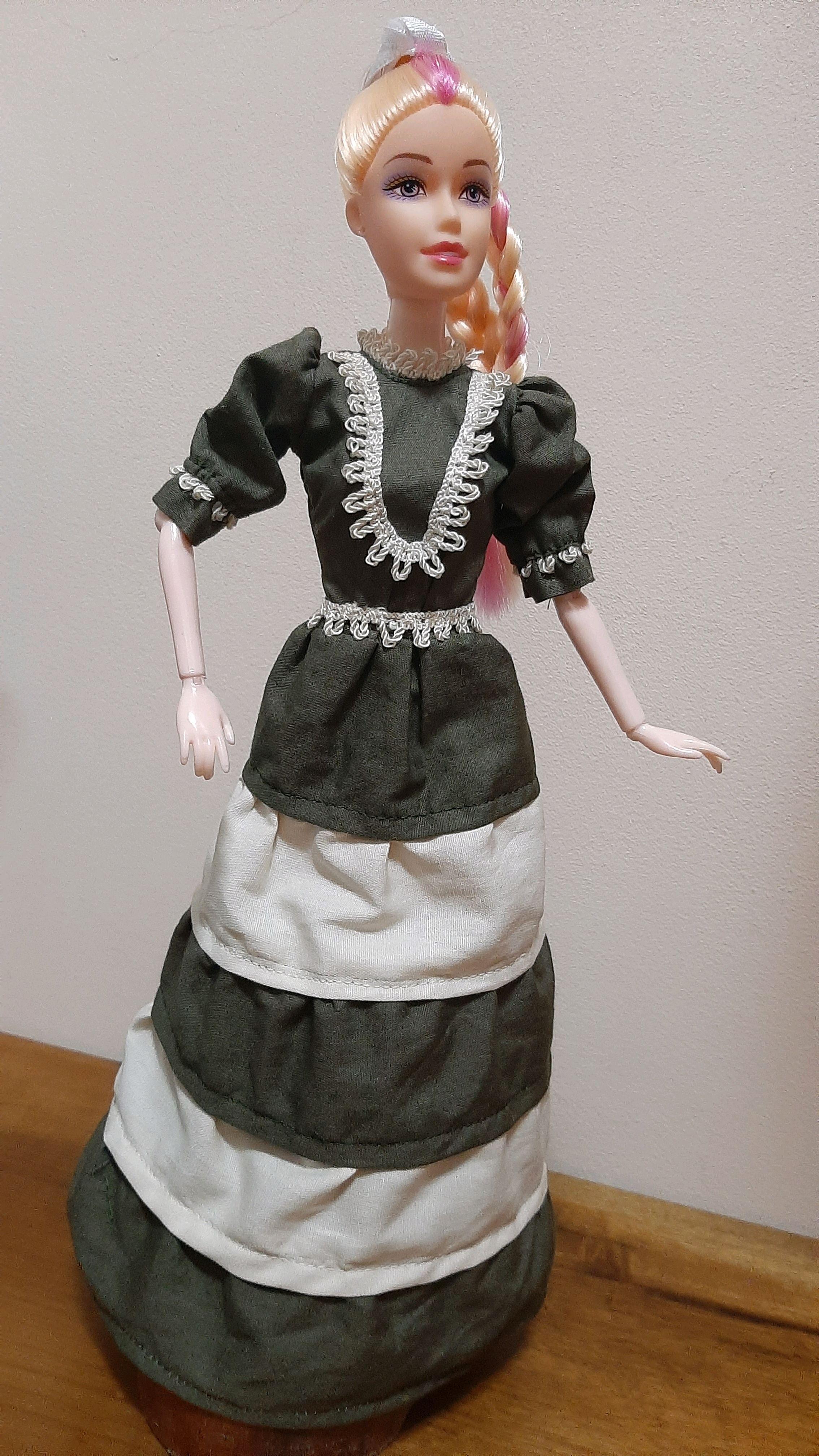 Roupa de boneca Barbie no Elo7 | Ateliê Seda Rosa (13CE50D)
