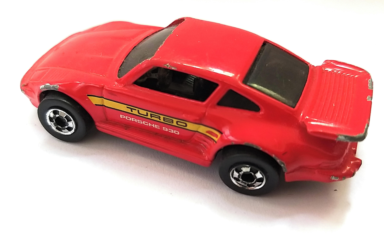 Porsche 930 Hot Wheels 1989 Raridade No Elo7 Mini Oficina 14d871e