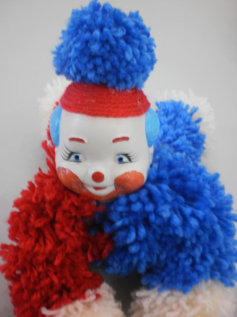 Resultado de imagem para boneca de lã
