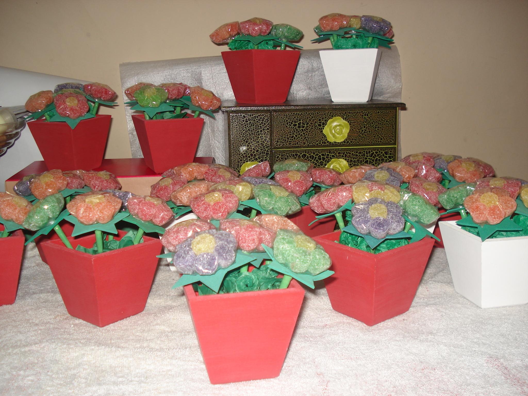 Muitas vezes Centro De Mesa Vasinho De Flor no Elo7 | Bryandrey Artesanato (2AF085) CA99