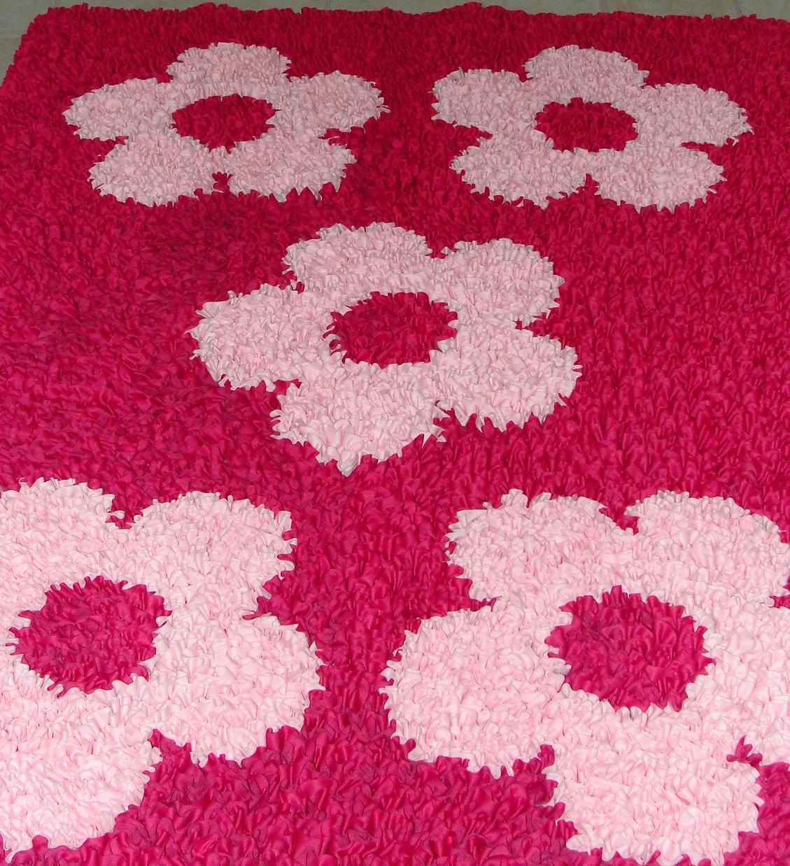 tapete com flores cris frufru elo7. Black Bedroom Furniture Sets. Home Design Ideas