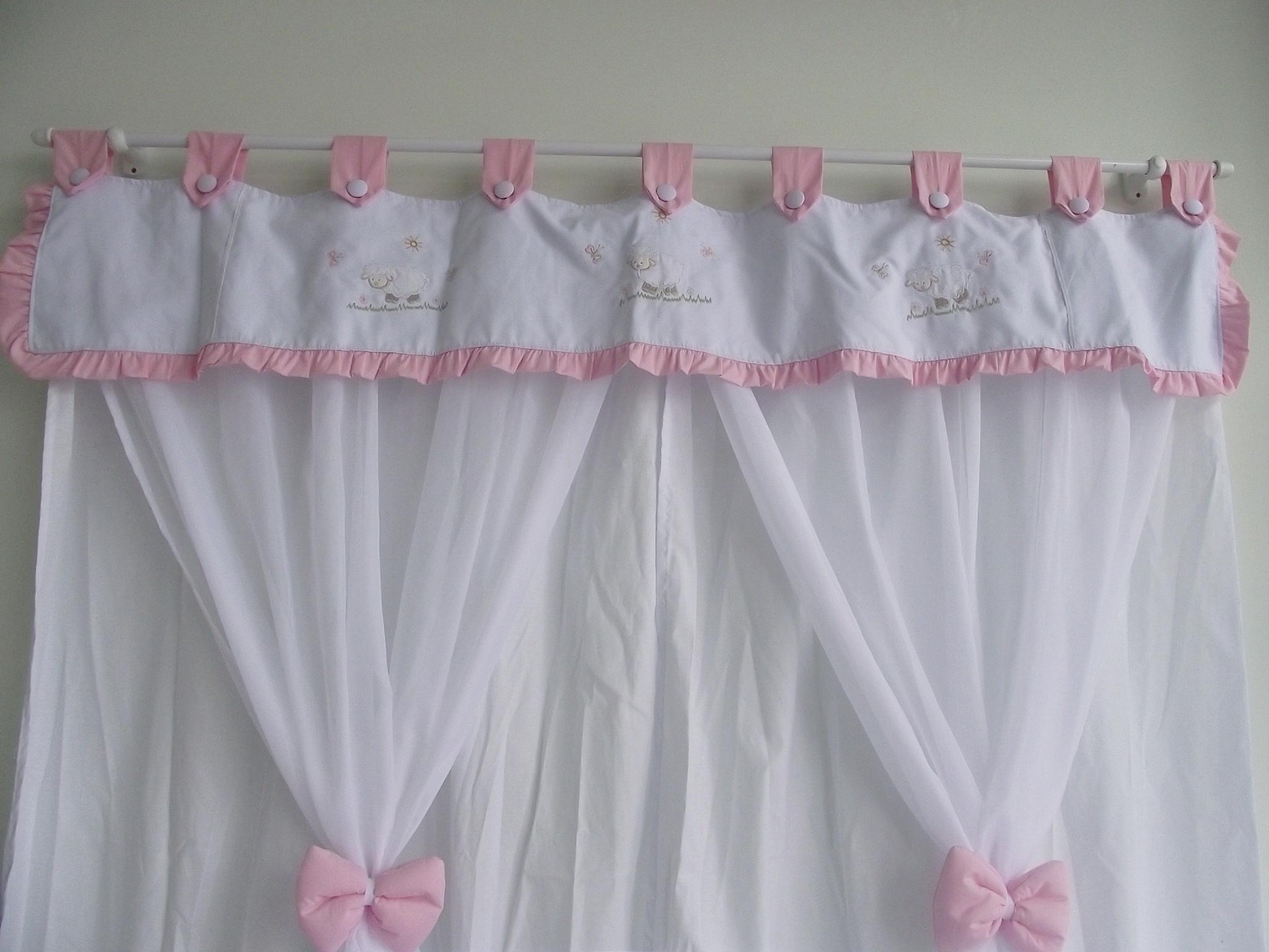 Cortina bebe las cortinas para el cuarto de tu beb with - Cortinas para bebes ...