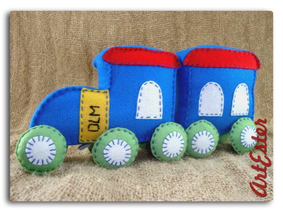 O Trem No Elo7 Artester Artesanato 1f017e