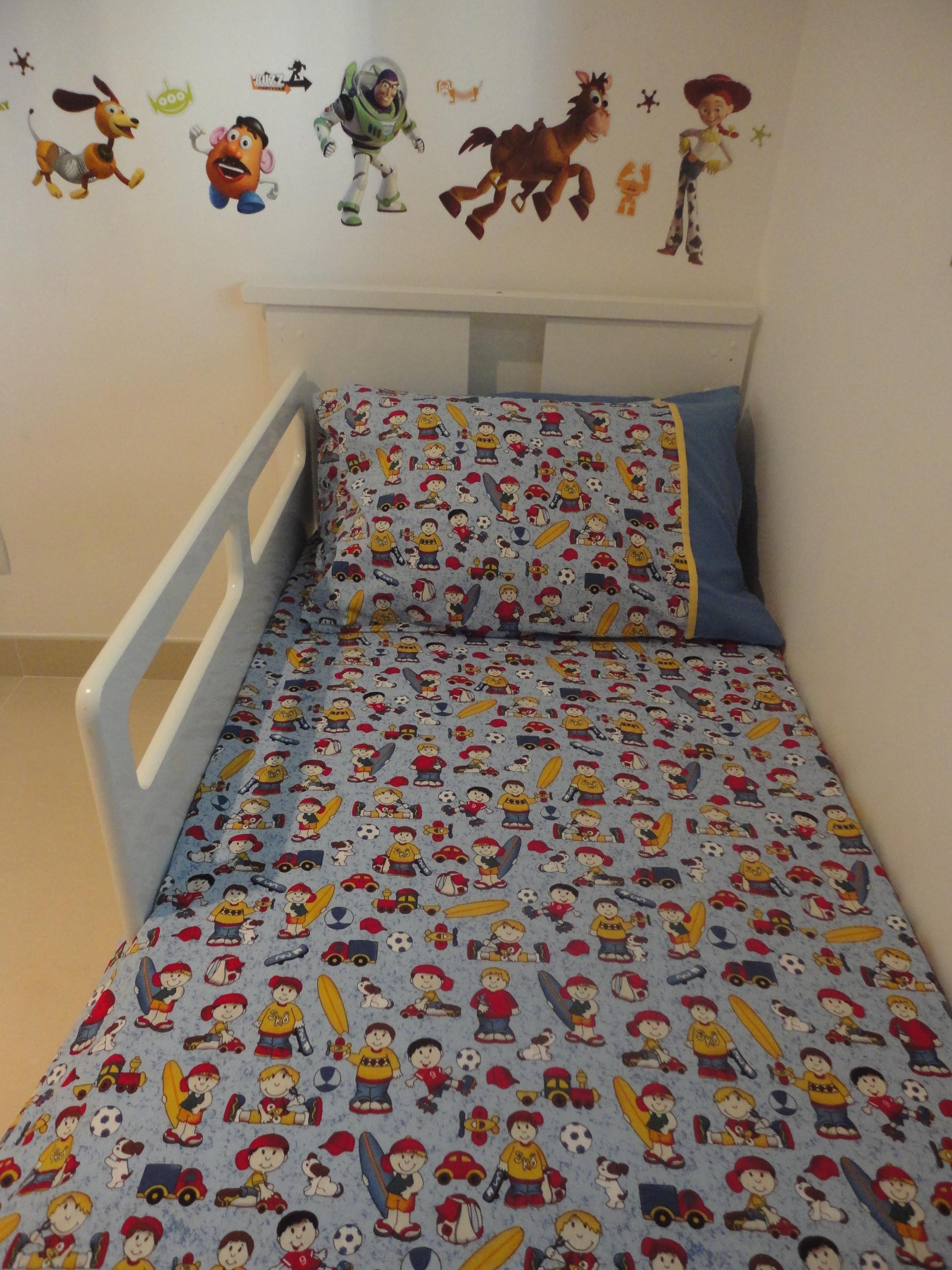 c04466e27 Jogo de lençol para mini cama no Elo7