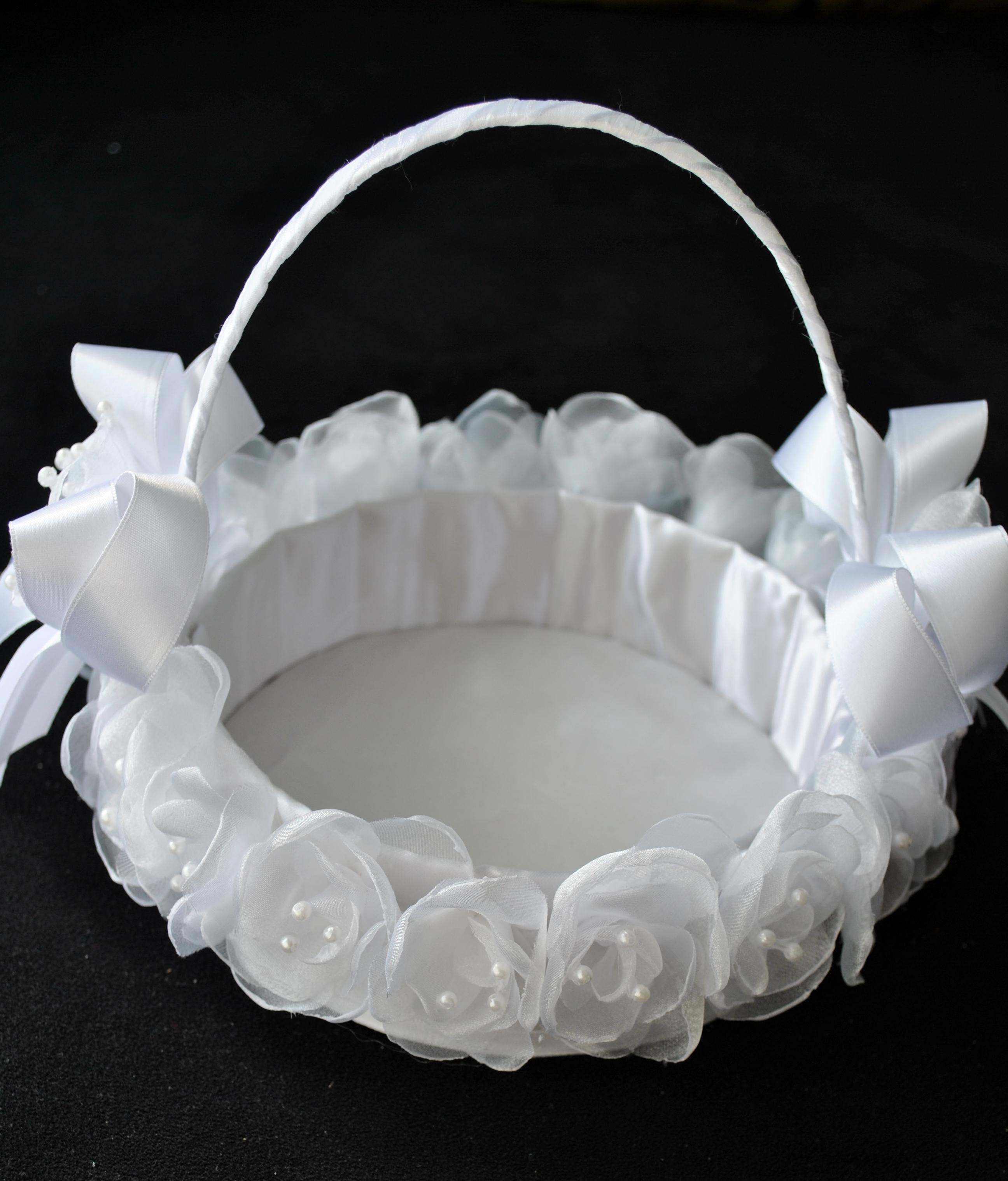 perolas florista branco r $ 149 90 cesta florista r $ 114 90 cesta