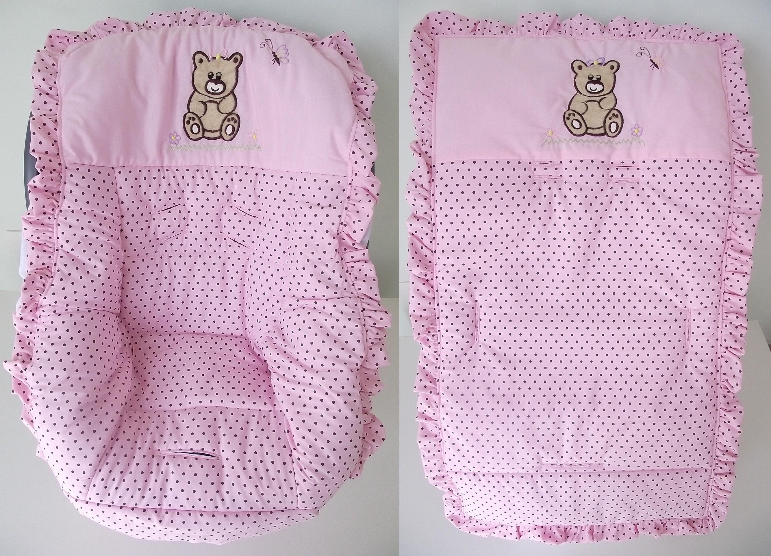 Muitas vezes Capa Bebê Conforto + Capa Carrinho Bebê no Elo7 | Sonho de Bebê  LC35