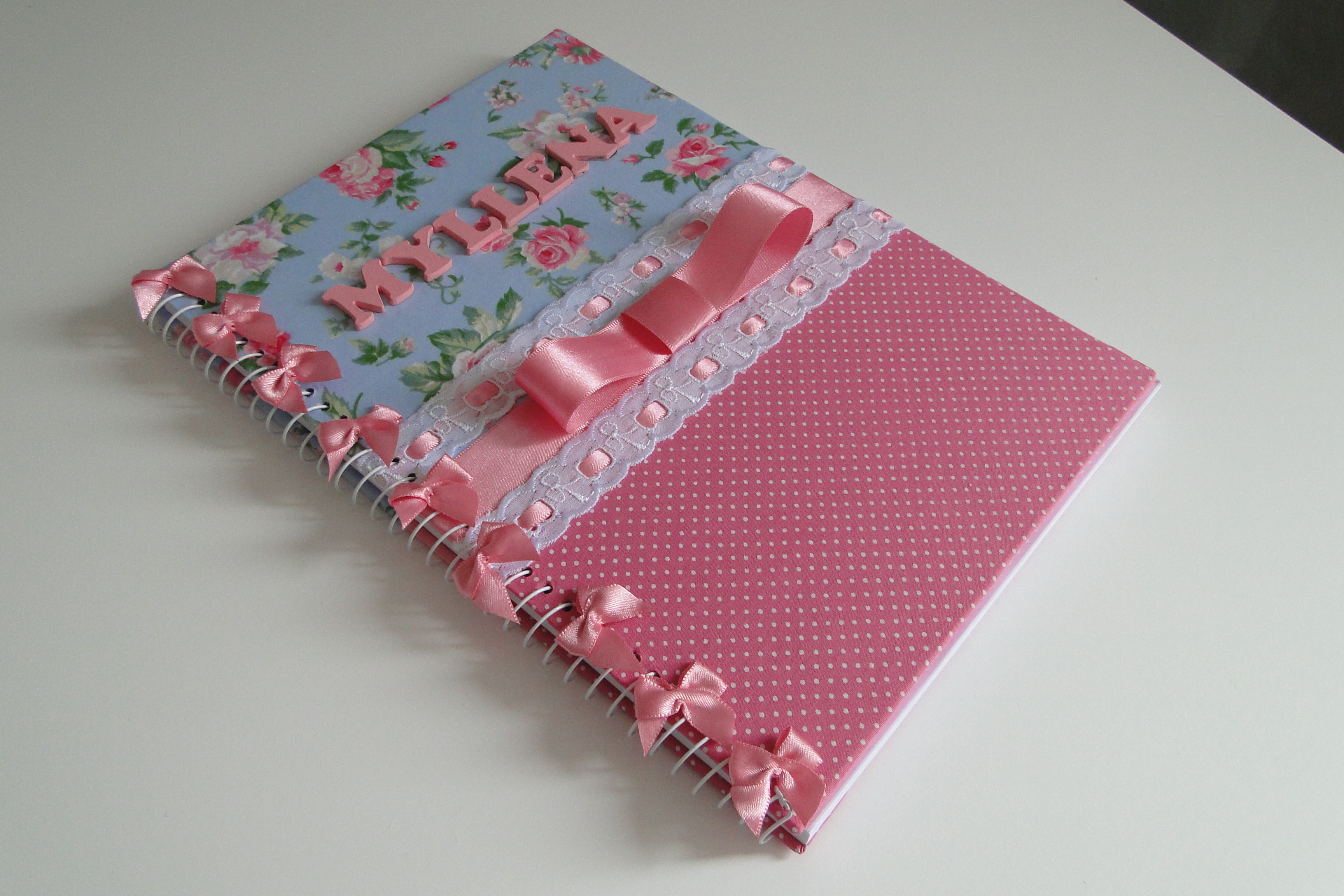 Amado Caderno Personalizado no Elo7 | Leslie Silva (2C8686) NG33