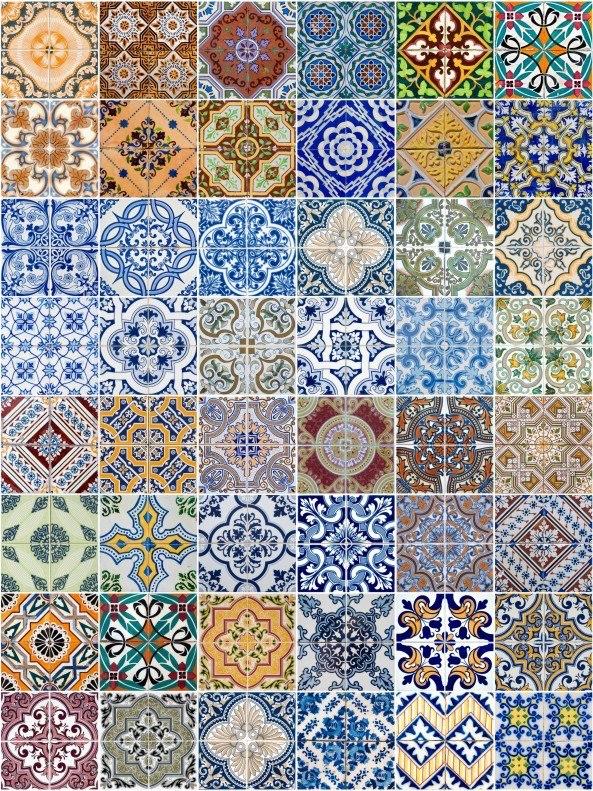adesivo azulejos portugueses pedacinho de gente by. Black Bedroom Furniture Sets. Home Design Ideas
