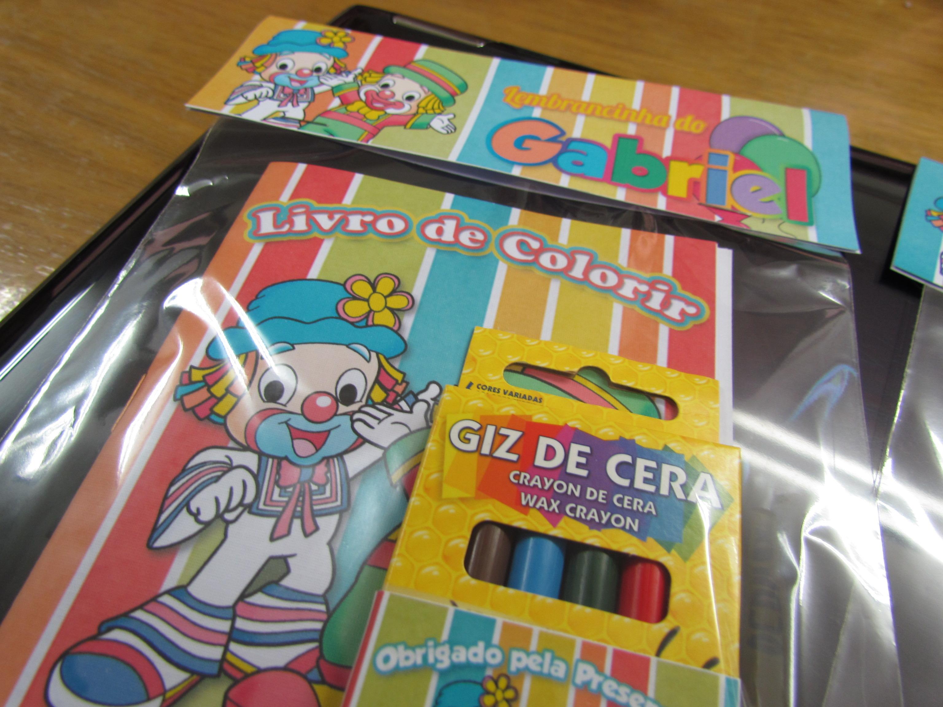 Mini Livro De Colorir Patati Patata No Elo7 By Lila Festas