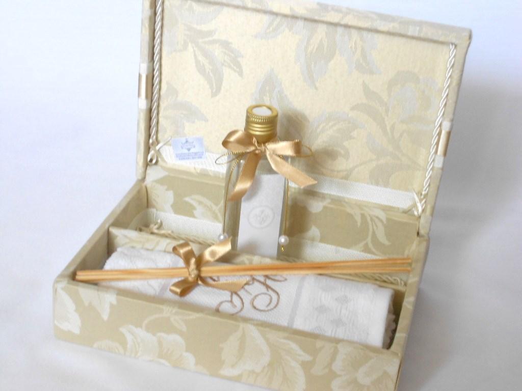 Caixa lembran a padrinhos de casamento divina caixa elo7 - Chique campagne ...