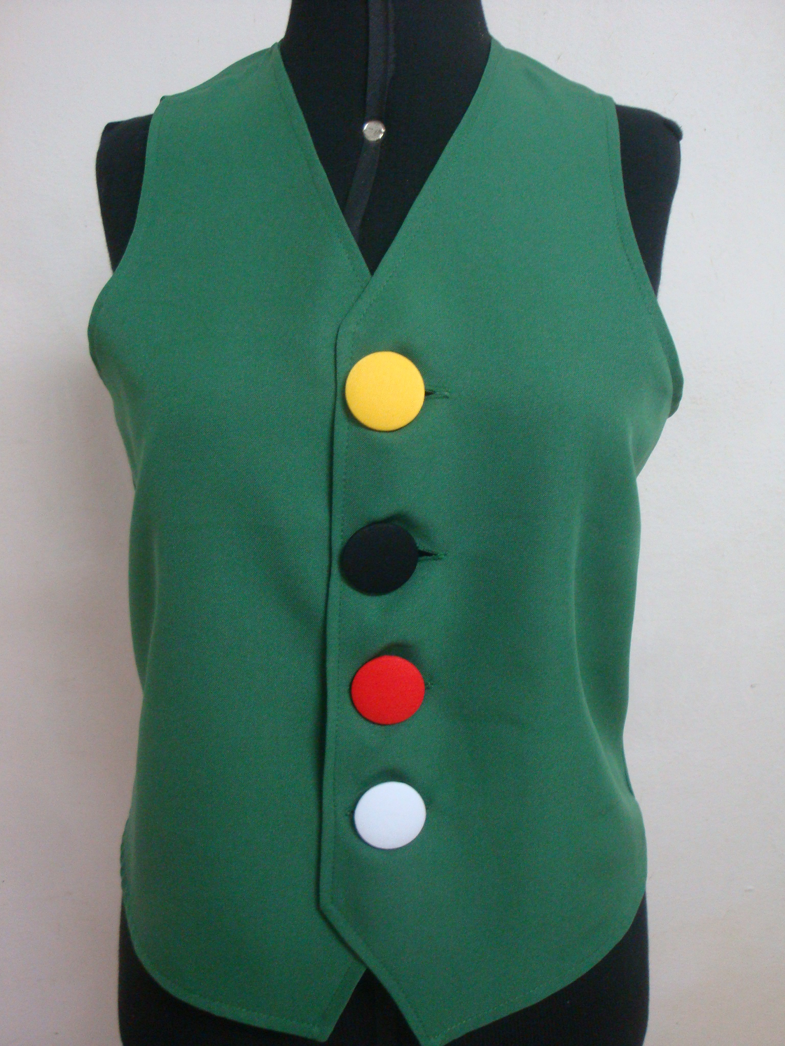 Colete Treino Verde  a3b5e50a513bc