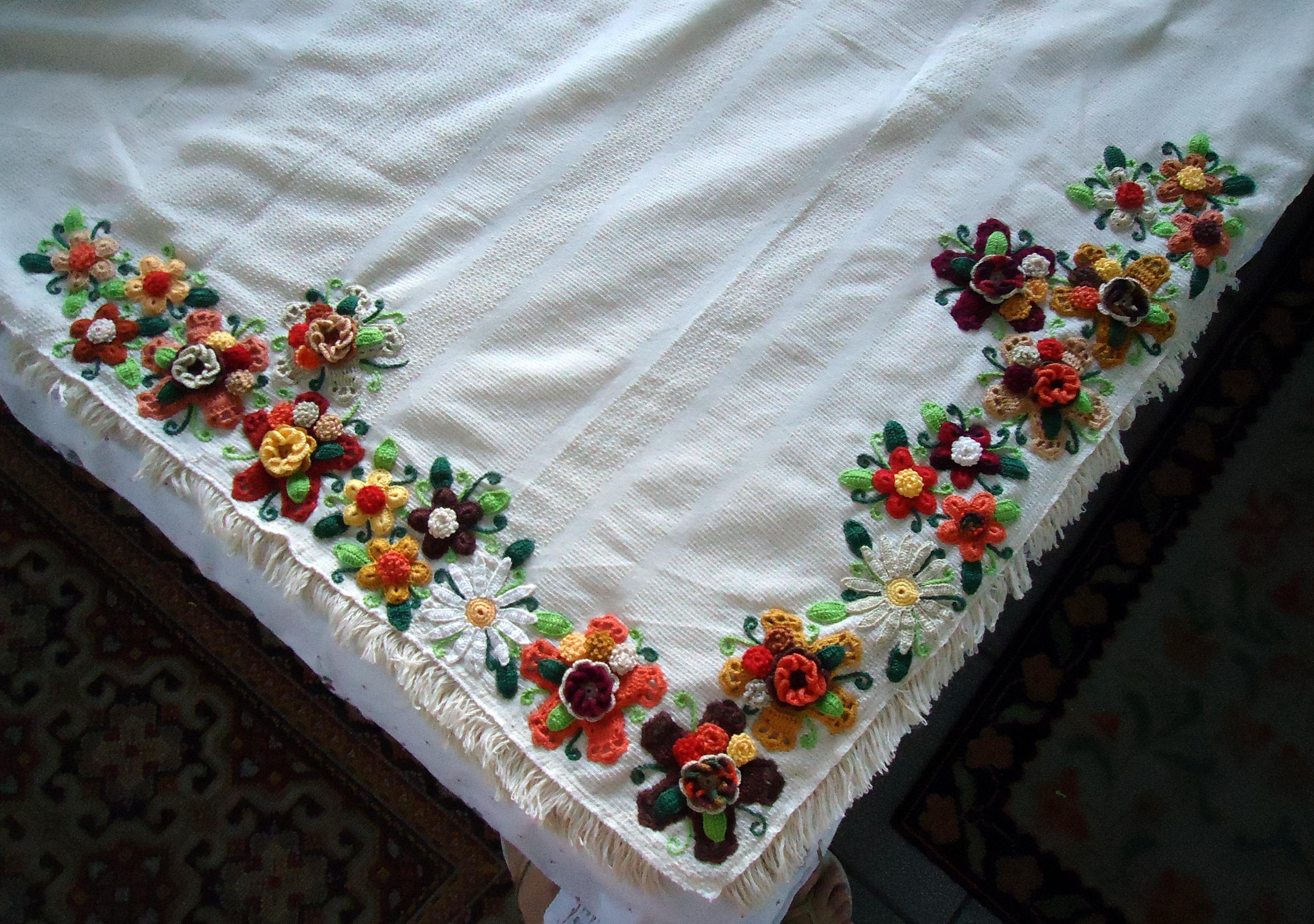 Manta para sof florida cafofo 100 manual elo7 - Mantas para el sofa ...