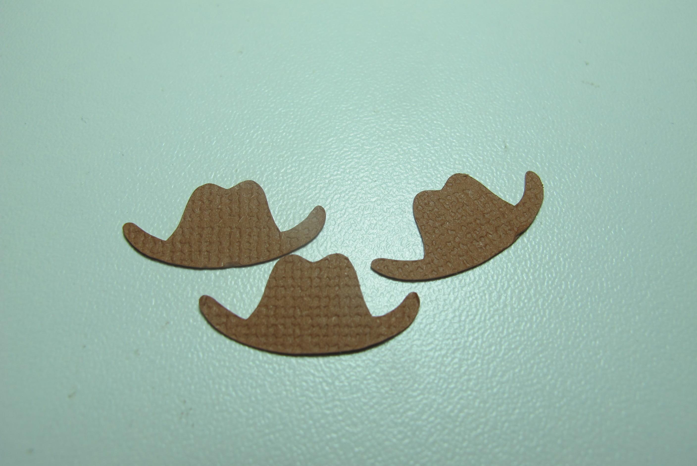 Mini Chapeu de Cowboy em Eva  bfb14463fd9
