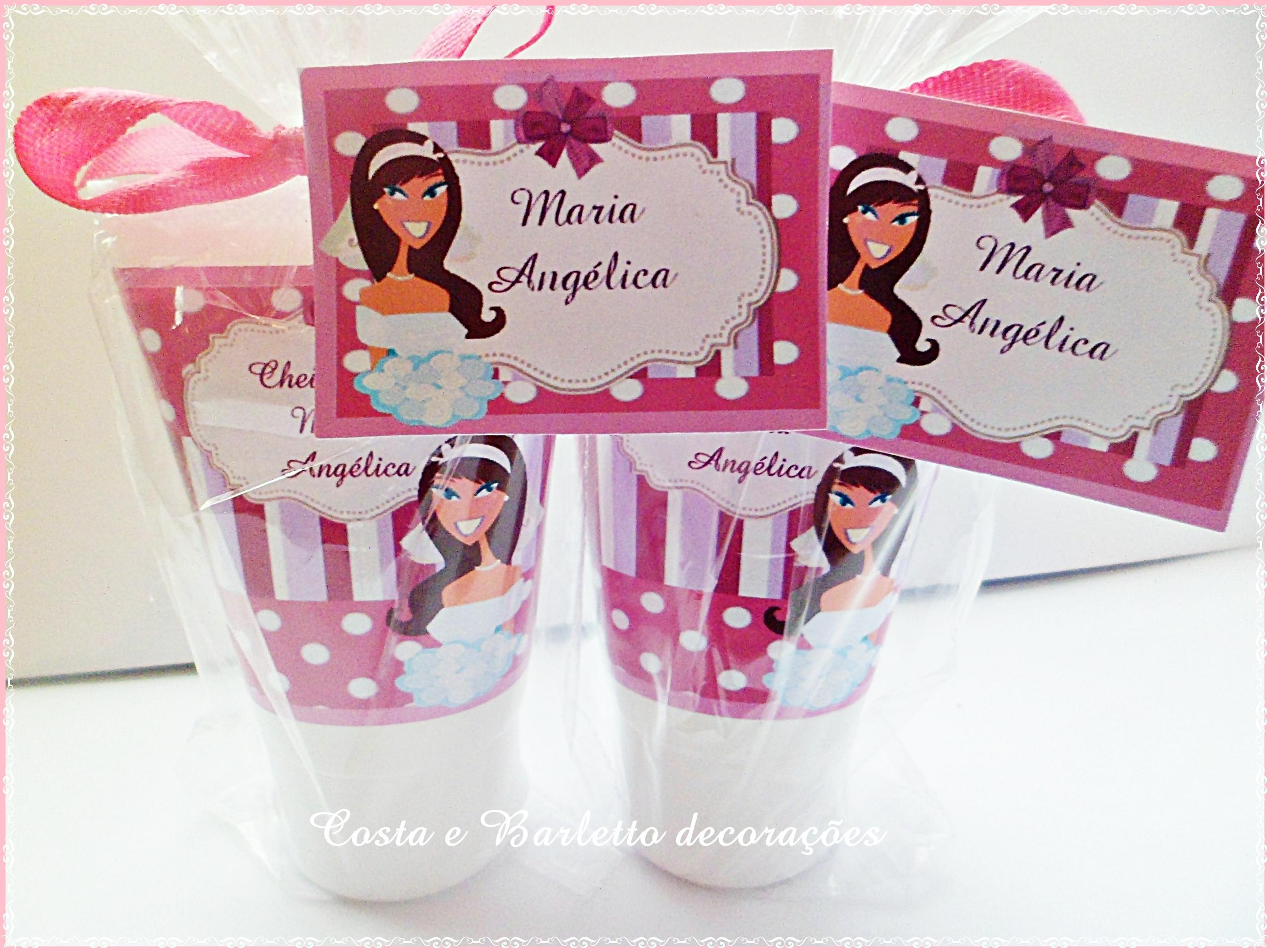 Lembrancinha Hidratante Chá De Lingerie no Elo7 | Costa e Barletto  decorações (318B94)