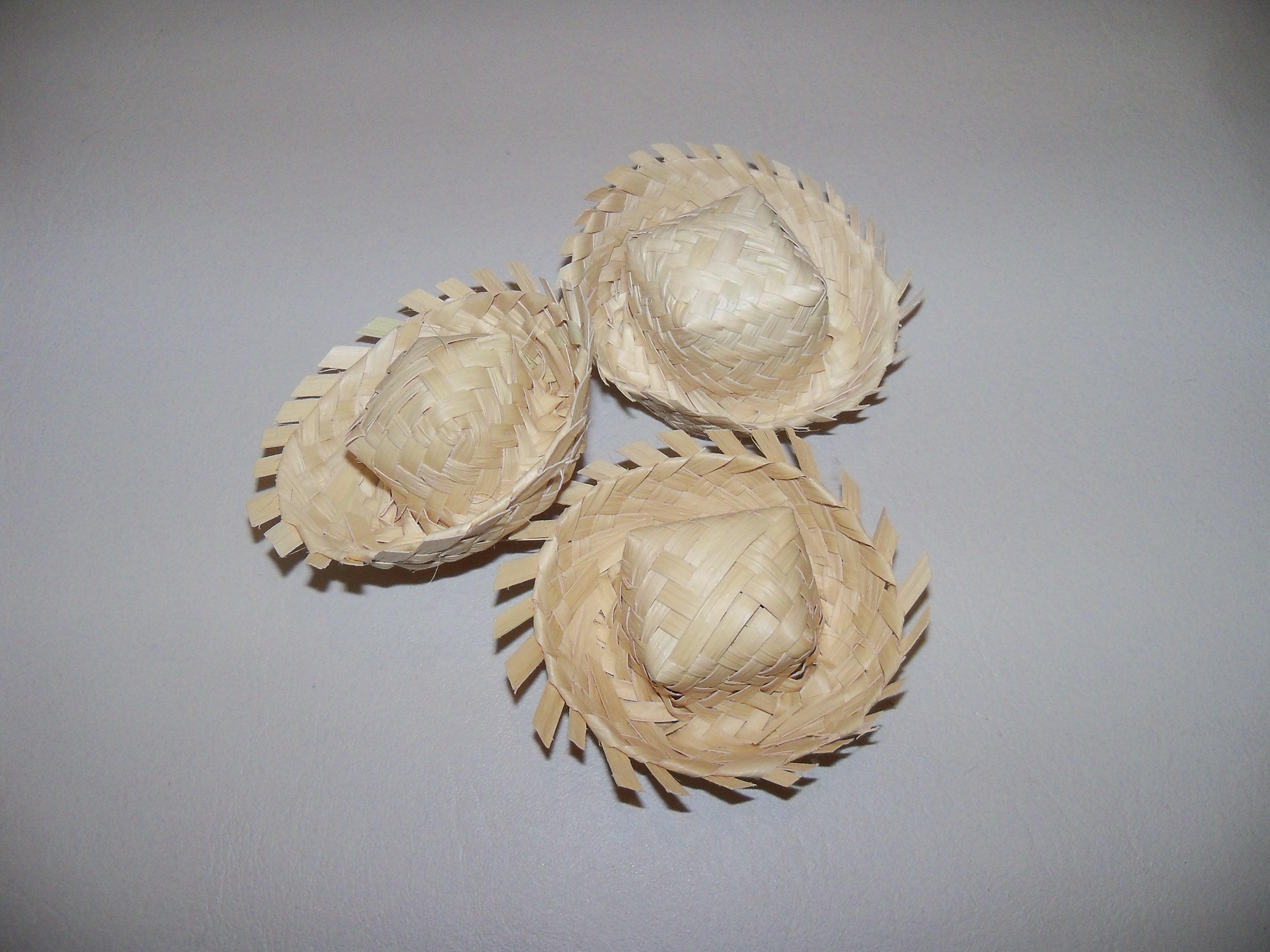 f0ea2a57c1b79 Mini Chapeu de Palha Atacado