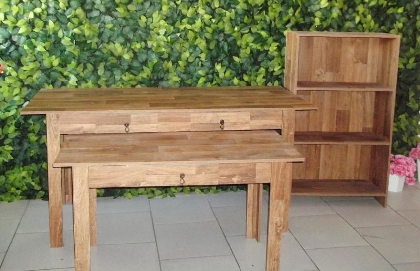 Mesa r stica a provence mdf elo7 for Mesas para bar rusticas