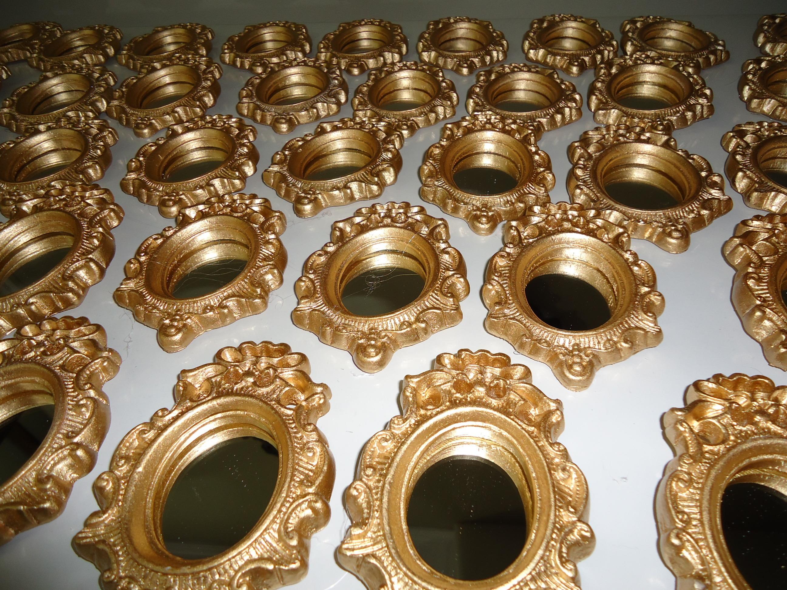 94c2a3ec4 Espelho Mini Lembranca de Casamento