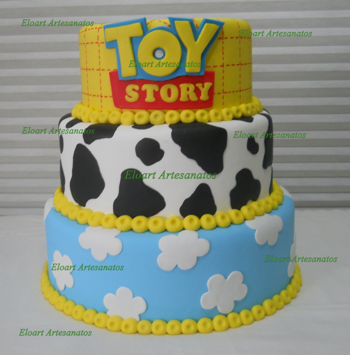 Well-known Bolo do Toy Story | Elo7 DF98