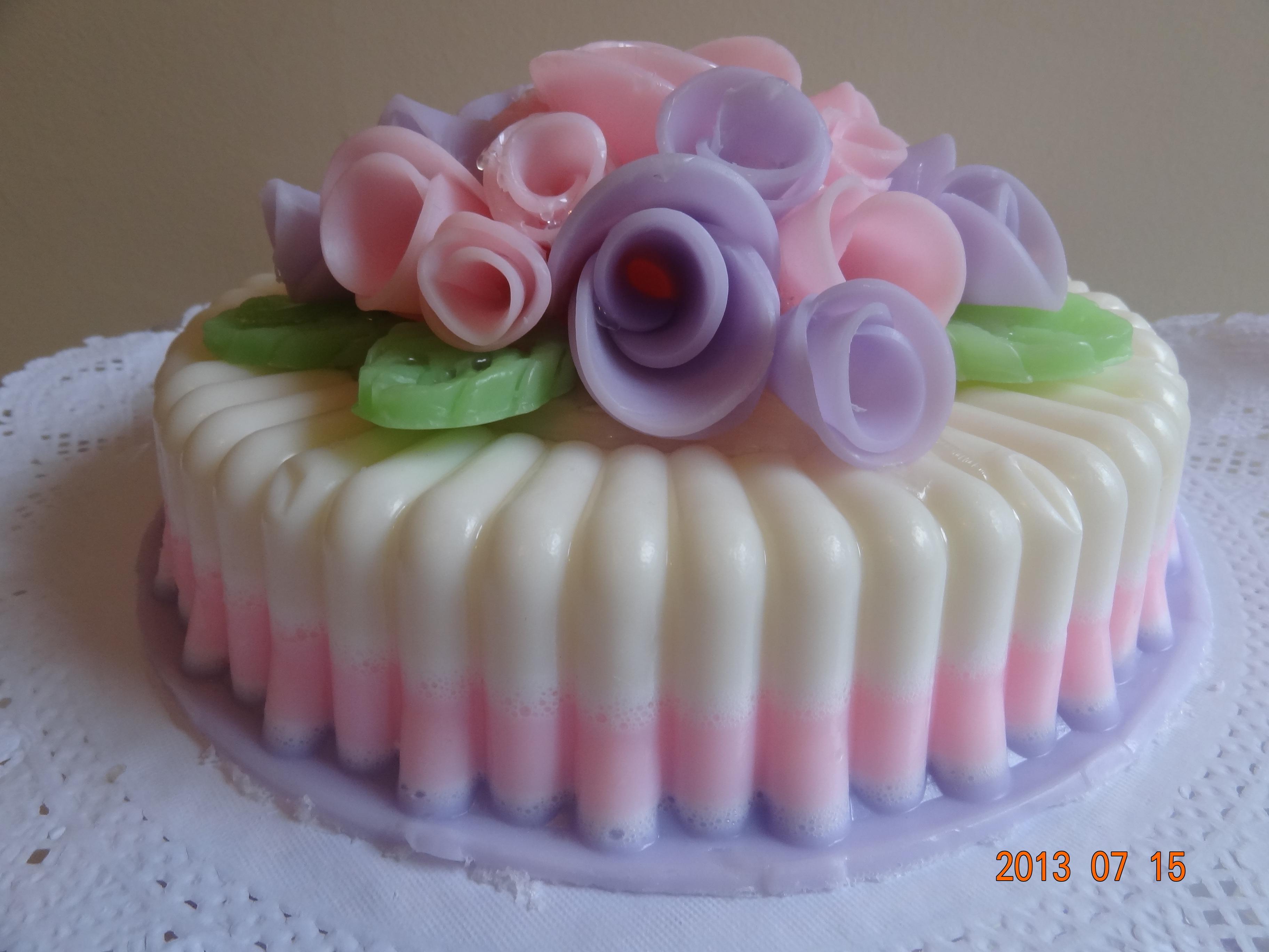 Bolo decorado com rosas no elo7 selart sabonetes artesanais 335b29 thecheapjerseys Images