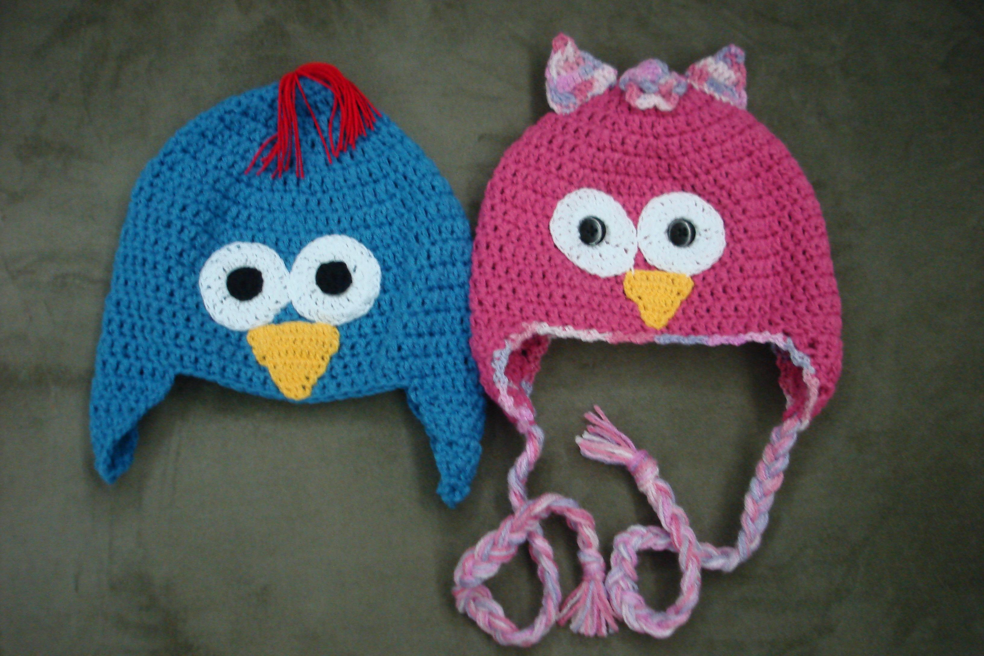 39cf160bc94c4 gorro de crochet infantil no Elo7