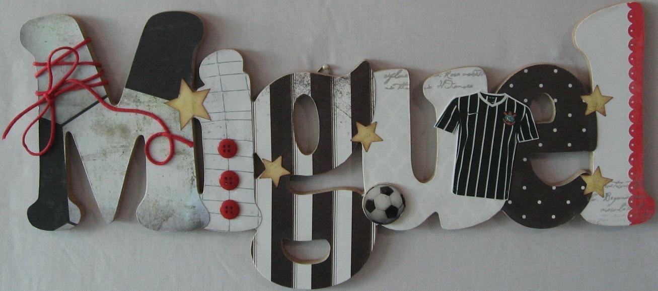 Enfeite Porta Futebol Menino Moreninho   Elo7 ad2aa4ee25