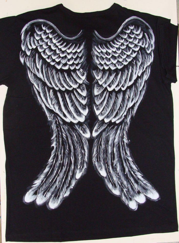asas de anjo ficam - photo #17