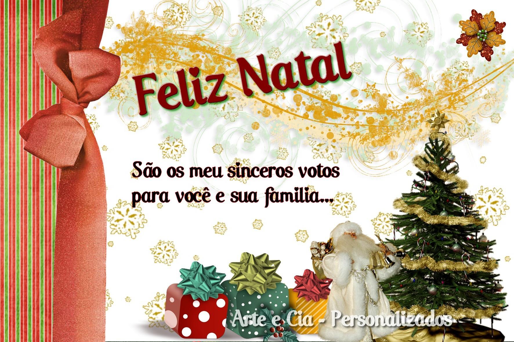 carto de natal 04 no elo7 arte e cia personalizados 368387