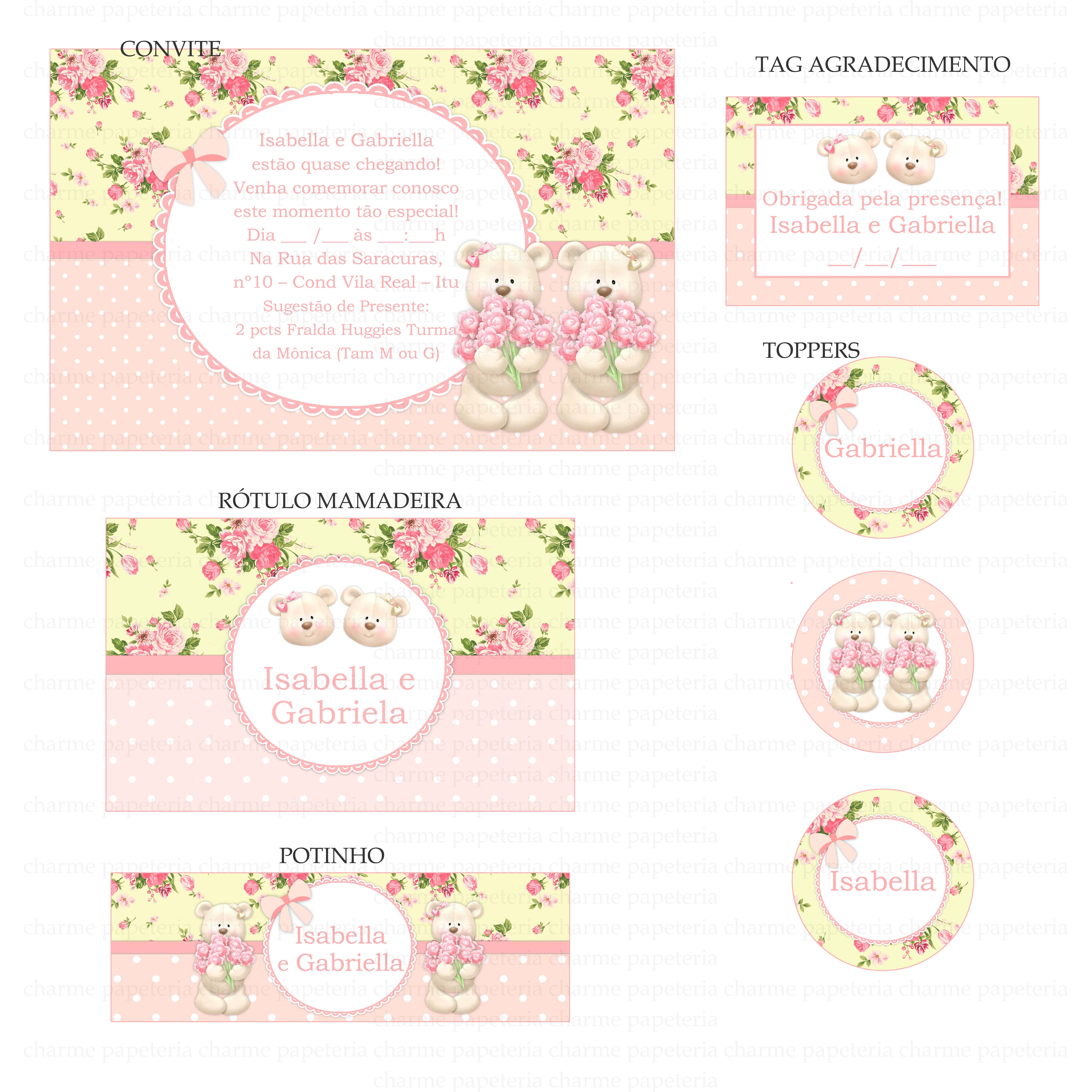 Wedding Invitations Kit for awesome invitations design