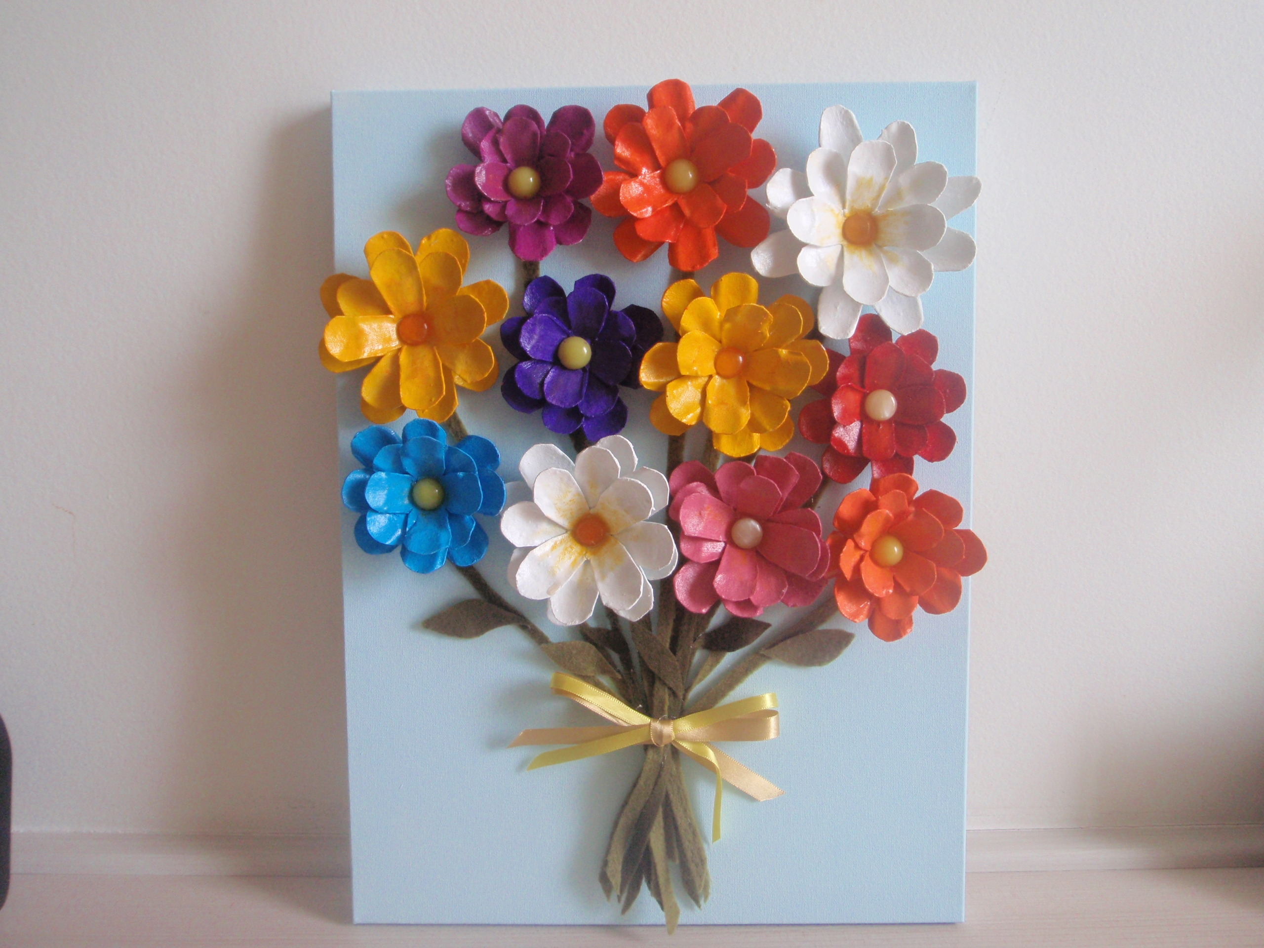 imagens de vasos com 1 flor para colorir