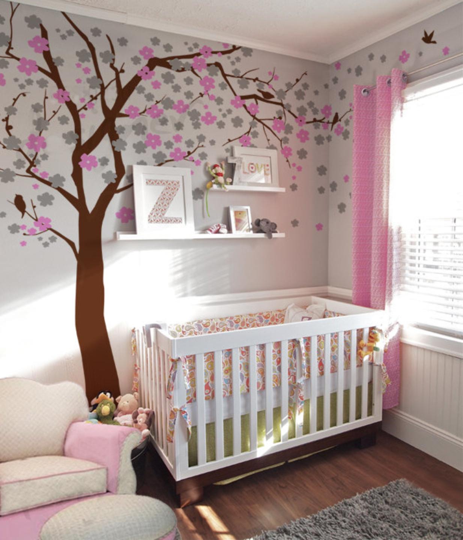 Rvore ao vento 37400c adcorista arte decora o elo7 for Pinterest baby decor