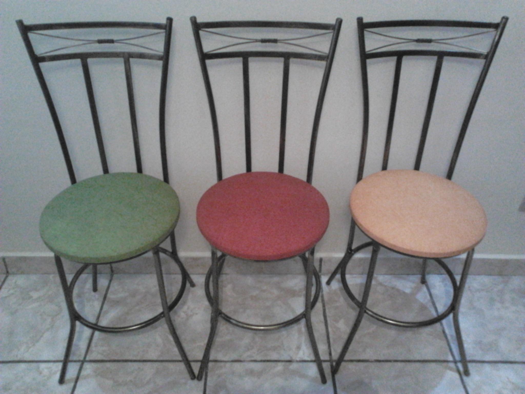 Cadeira Decoração Ferro Fundido   Elo7 7a96dfd59b
