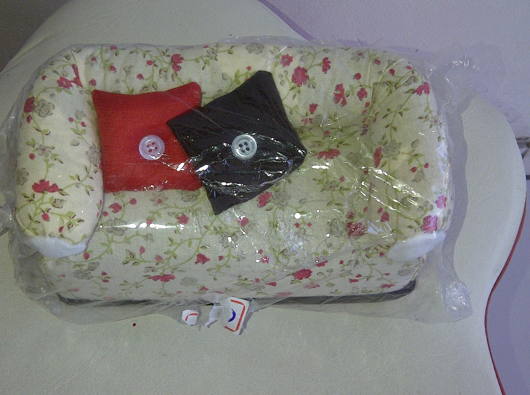 Amado Peso de porta em formato sofá ou caminha no Elo7 | coisas da Geo  RS64