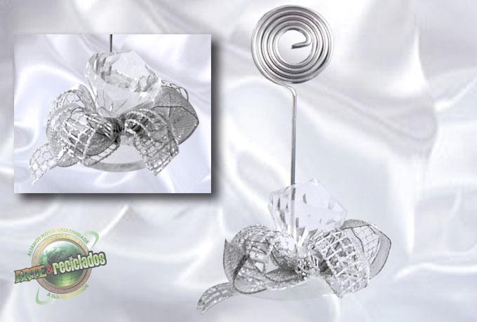 Favoritos Bodas de Cristal ou Diamante - Tamanho P no Elo7   Arte  EC07