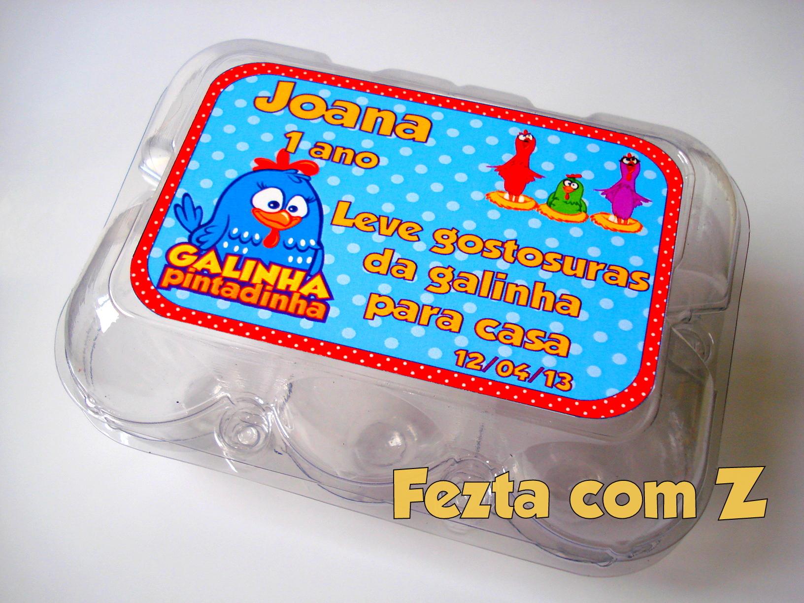 Aparador Espelhado ~ Caixa de ovos personalizada Luana Tavares atelier Elo7