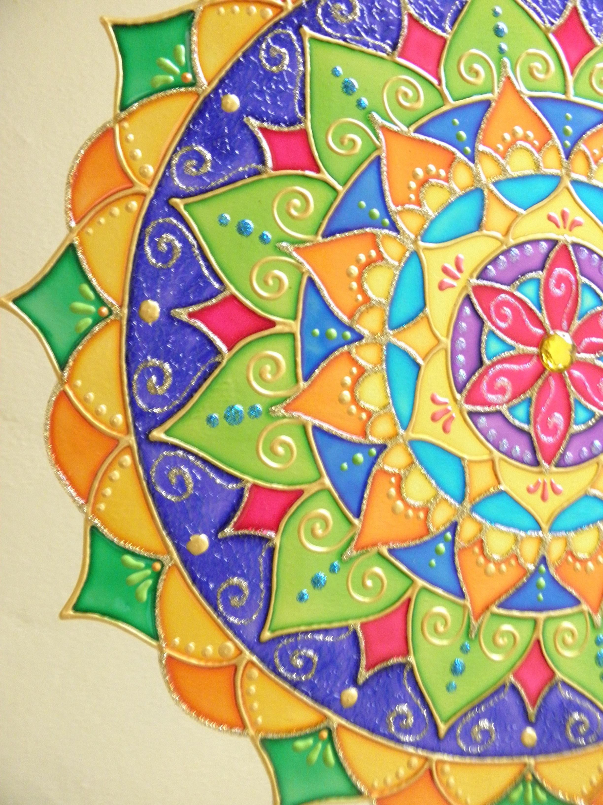 Pinturas De Mandalas Imagenes De Pinturas De Mandalas Buscar Con - Pinturas-de-mandalas