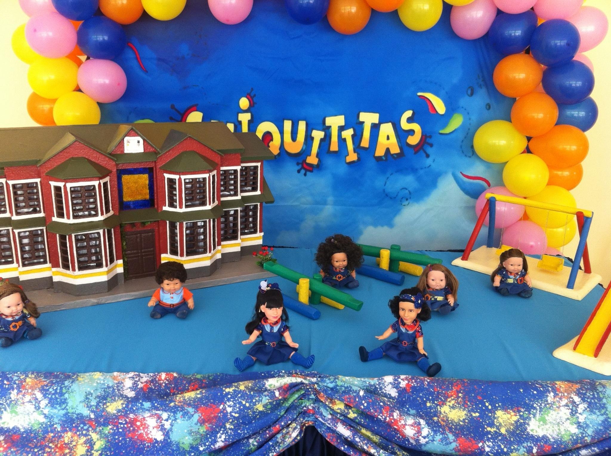 Loca??o - decora??o de festa Chiquititas Mimas Festas e ...